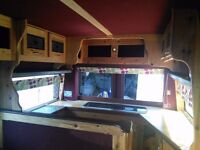 Beautiful bespoke campervan! Low mileage, great condition