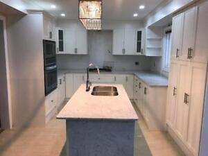 Custom Kitchen - 1 Week - Pick Up - Send Drawings to get Price