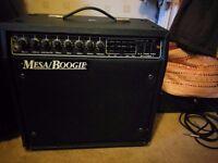 Over priced Rare Mesa Boogie Caliber .50+ 50 watt monster nobodys heard of!!
