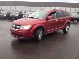 2011 Dodge Journey R/T | AWD | LEATHER | ROOF | 7PASS