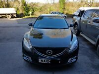 Mazda 6 Hatchback 2.2d TS2 (163bhp) 5d 2010/10 Black, excellent condition.