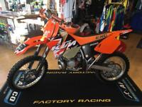 Ktm 200 EXC excellent condition throughout for yeah clean bike ready to ride