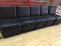 Salon reception chairs