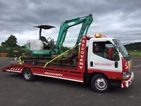 1998 Mitsubishi Canter Recovery Truck - Wireless Superwinch - 6 Ton- 3.9 Turbo Diesel - *FULL TEST*