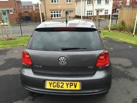 2012 Volkswagen Polo 1.2 TDI 5dr Hatchback ( LOW MILEAGE & TAX)