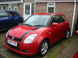 Suzuki Swift 1.5 GLX 3 Door Great Little Car