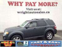 2009 Ford Escape XLT| 4X4| BLUETOOTH| SYNC| HEATED SEATS| 114,84