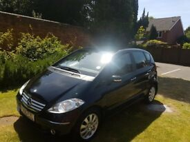 Mercedes A 180 great ride, full service history, MOT Feb 2019, 3 previous owners