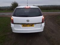 Vauxhall astra estate car for sale