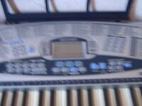 Bontempi system 5 keyboard