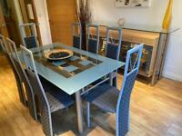 Dining Room Suite by Harveys