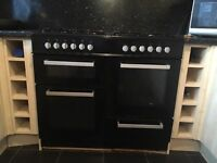 Electric cooker Gas Hob