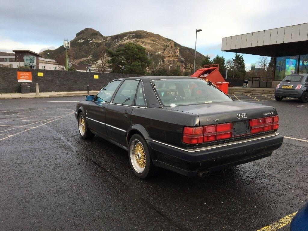 AUDI V QUATTRO TYP C BHP K FRESH JAPANESE IMPORT - Audi v8