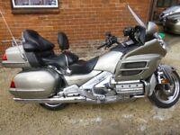 HONDA GOLDWING GL1800 A2 2002
