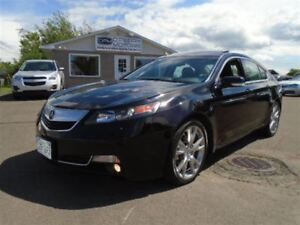 2012 Acura TL Elite AWD ABSOLUTELY LOADED !