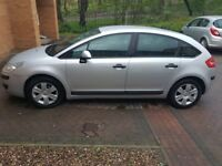 For sale My Citroen C4.Good Conditions Automatic Car