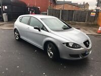 Seat Leon 2007 57 1.9 Tdi Reference - Silver - Low miles