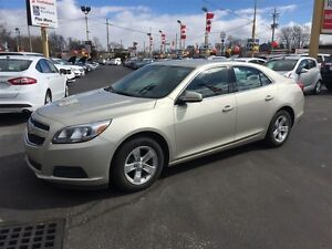 2013 CHEVROLET MALIBU LS - REMOTE START, BLUETOOTH, ONSTAR, CRUI