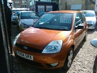 60.000 miles ford fiesta flame ideal first car