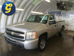 2009 Chevrolet Silverado 1500 REG CAB*LONG BOX*4WD*TRAILER HITCH