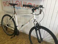 Google hybrid bike