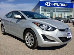2015 Hyundai Elantra GL - 1 OWNER - LOW KMS - HEATED SEATS