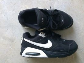 Boys Nike Air Trainers - Size 4