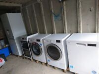 Full set of kitchen white goods, brand new condition 5 months old