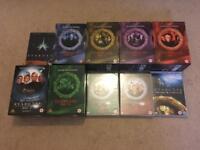 Stargate Series 1-8 DVD boxset