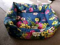 Joules Dog Bed