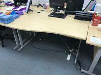 8 high quality office desks. £40 each