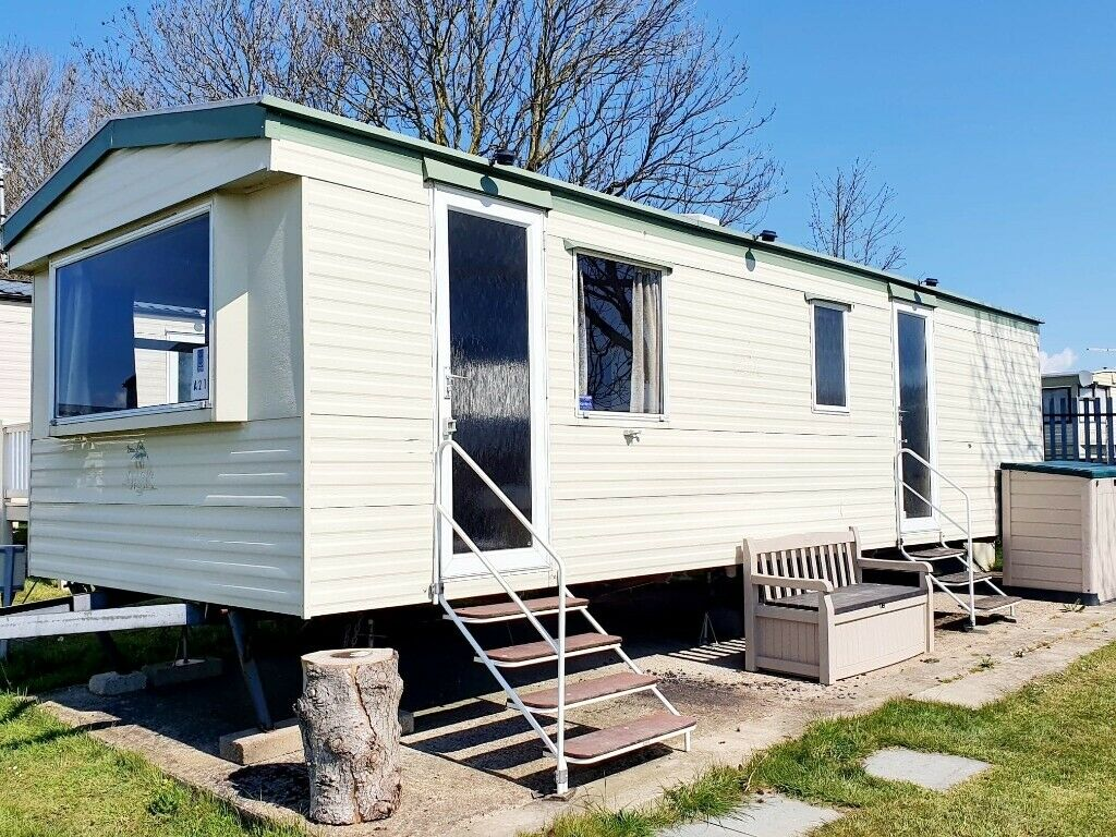 Lovely static caravan used   sited on the Isle of Sheppey   20 ...