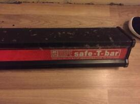 Heavy duty hope t bar and rear step brand new never been used