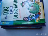 Oxford tree TOP fiction serious set 3- 7 years