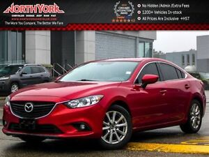 2014 Mazda MAZDA6 GS|Sunroof|Nav|RearCam|HtdFrSeats|DualClimate|