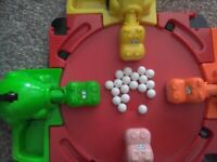 Hungry Hippos Game By Hasbro 2-4 players children's fun game