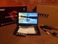 MSI GL72 6QC laptop i5 NVIDIA 940MX Cooler Audio BOOST 17.3 FULL HD