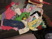 2-3 years plus MASSIVE Bundle girl clothes