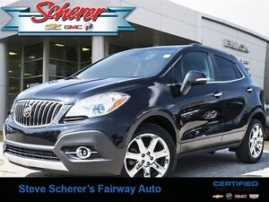 2016 Buick Encore ALL WHEEL DRIVE LEATHER