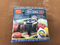 Hand vegetable slicer Quick Chopper none electric ideal for chopping vegetables