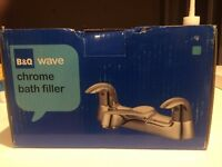 Chrome Bath Mixer tap