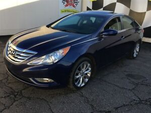 2013 Hyundai Sonata SE, Automatic, Leather, Sunroof, Only 66,000