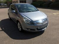 Vauxhall corsa petrol Automatic with 56,000