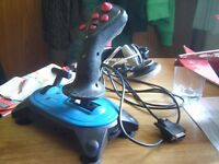 pc joystic flight-game- controller 60% on new