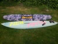K Bay windsurfing/ surf board