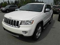 2012 Jeep Grand Cherokee Overland Navigation Adaptive crise cont