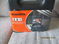 TERRATEK 4.8V CORDLESS SCREWDRIVER WITH 106 PIECE ACCESSORY KIT INCLUDED