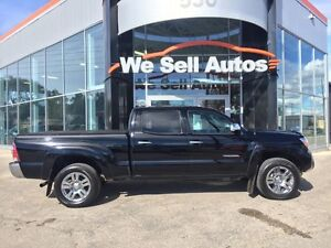 2013 Toyota Tacoma LIMITED 4WD DOUBLE CAB LONG BED
