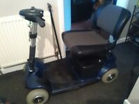 Disability Scooter Exelent Condition.