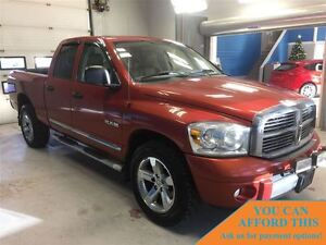 2008 Dodge Ram 1500 SLT 4X4 HEMI! FINANCE NOW!